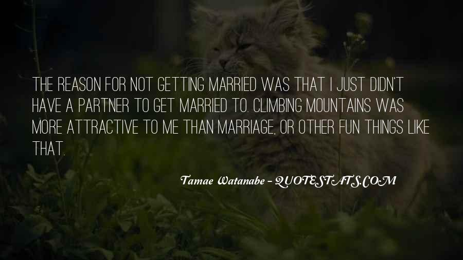 Quotes About Having Fun In Marriage #1529807