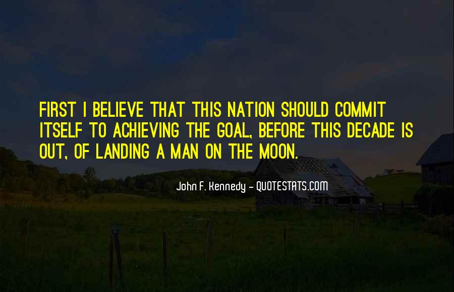 First Man Quotes #11370