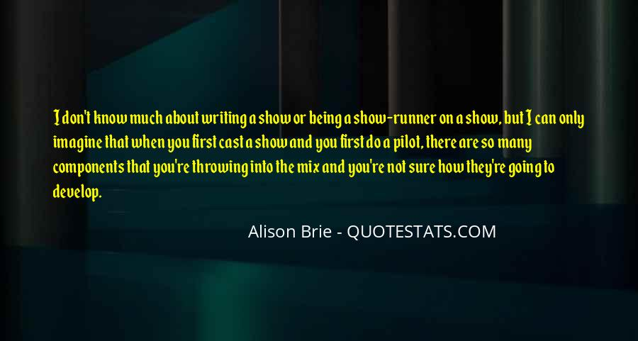 First Runner Up Quotes #1355177