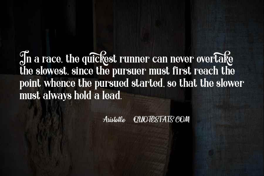 First Runner Up Quotes #1494292