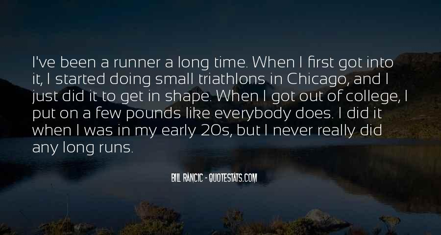 First Runner Up Quotes #394116