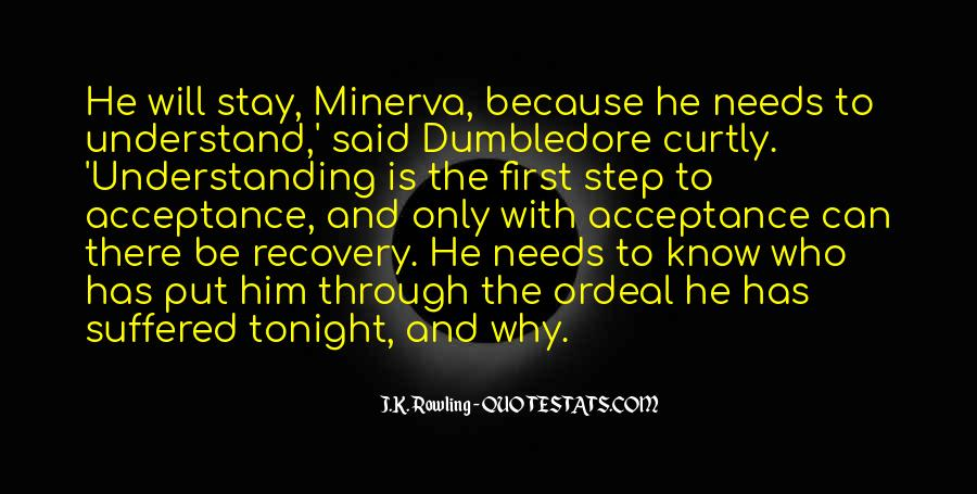 First Step To Recovery Quotes #569184