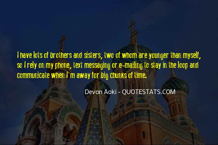 Quotes About Having Big Sisters #114372