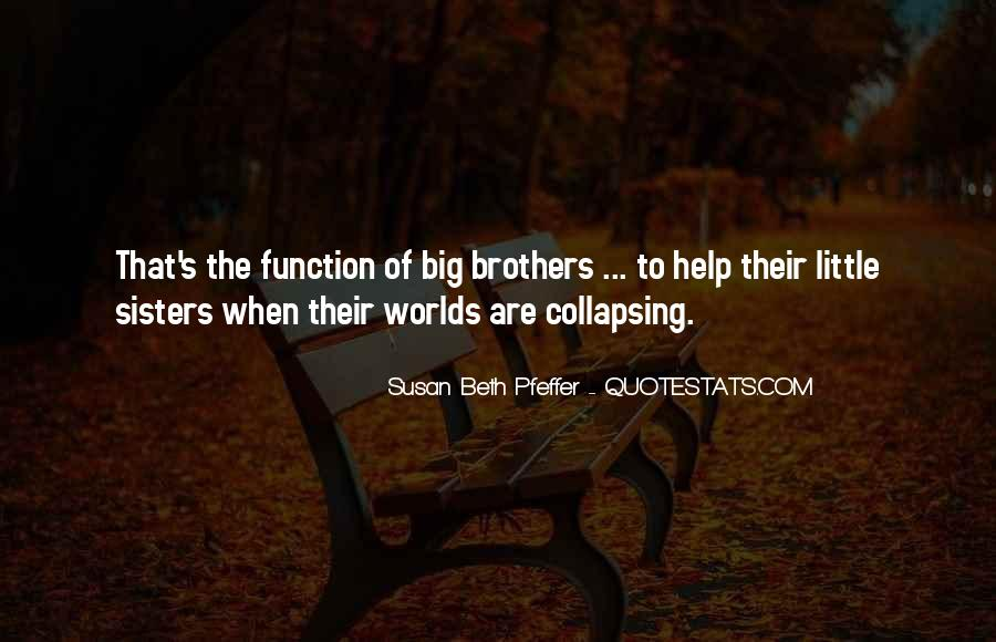 Quotes About Having Big Sisters #1642535