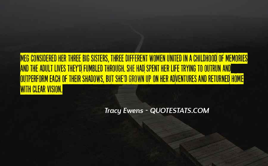Quotes About Having Big Sisters #528052
