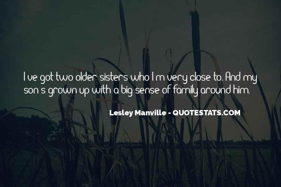 Quotes About Having Big Sisters #765859