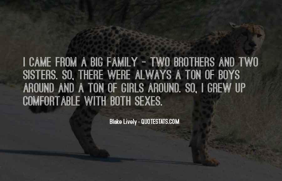 Quotes About Having Big Sisters #915785