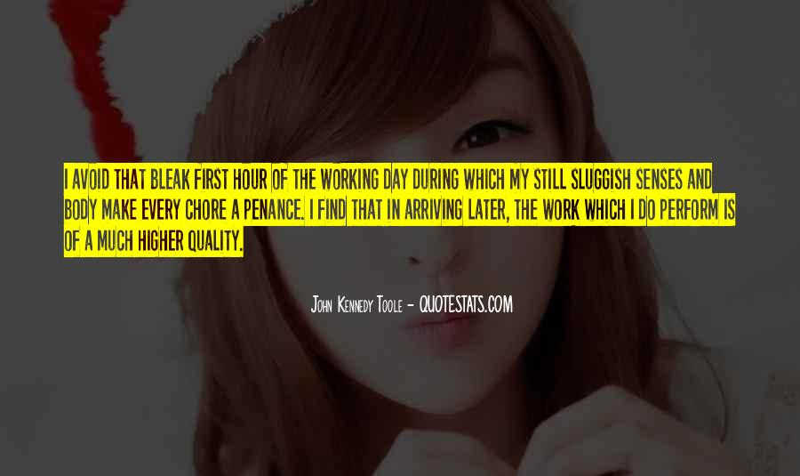 First Thing Every Morning Quotes #1815091