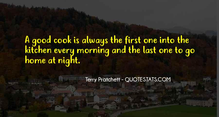 First Thing Every Morning Quotes #742697