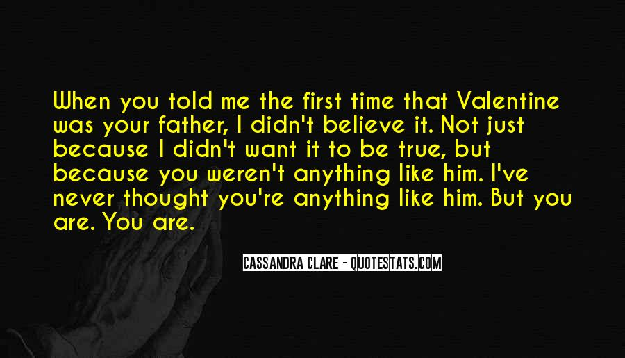 First Time Father Quotes #972270