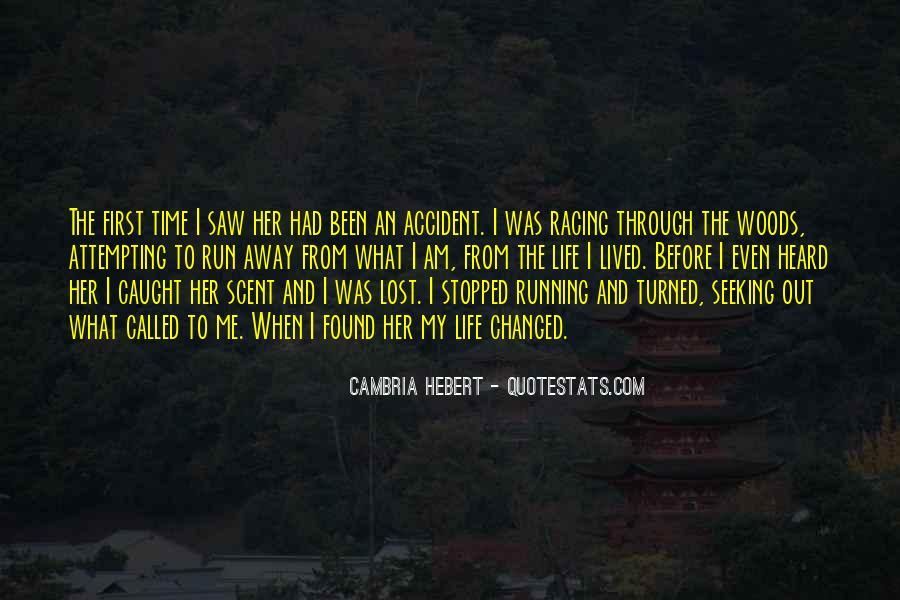 First Time I Saw Her Quotes #472003