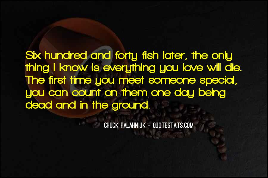First Time Meet You Quotes #282857