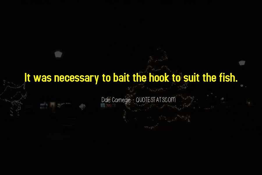 Fish Hook Quotes #1016048