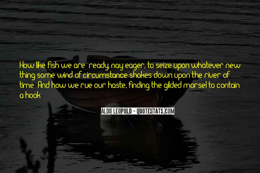 Fish Hook Quotes #1223988