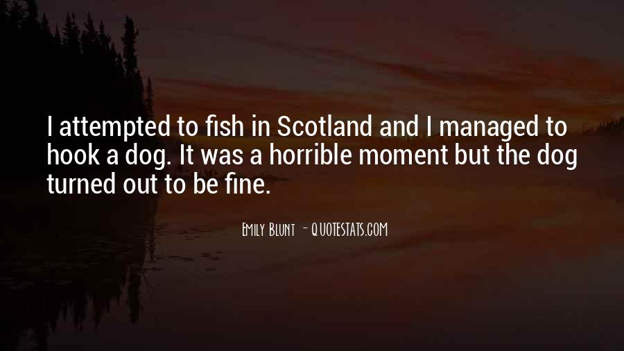 Fish Hook Quotes #1362207