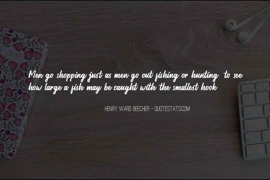 Fish Hook Quotes #1502435