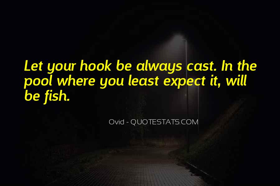 Fish Hook Quotes #1662292
