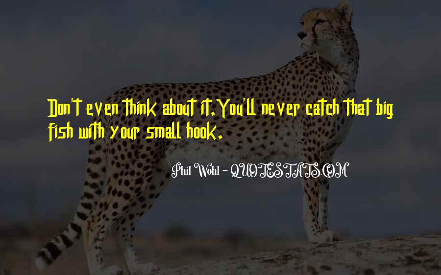 Fish Hook Quotes #1757752