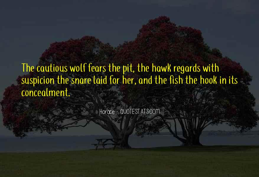 Fish Hook Quotes #48982