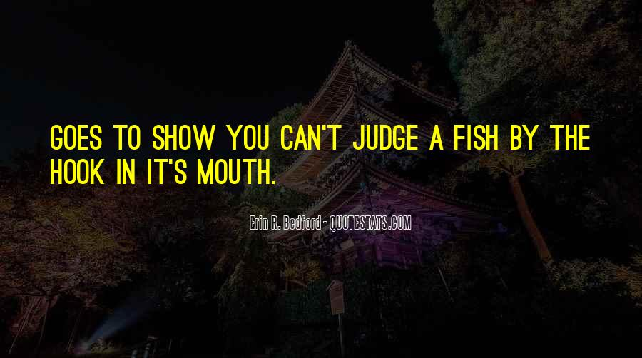 Fish Hook Quotes #656878