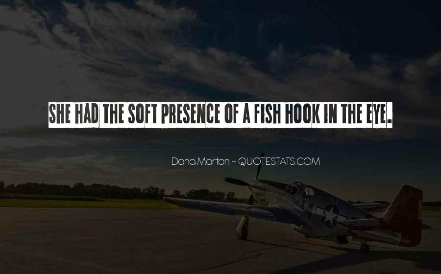 Fish Hook Quotes #796179