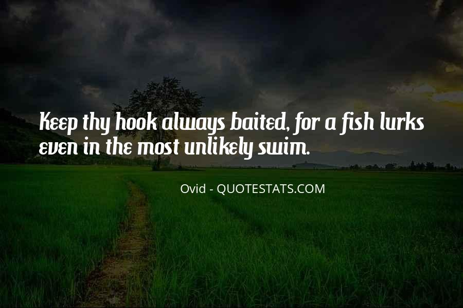 Fish Hook Quotes #828609