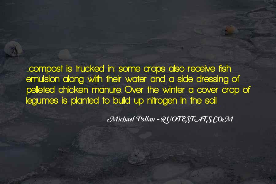 Fish In Water Quotes #1069196