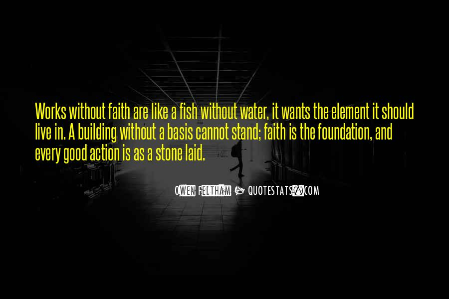 Fish In Water Quotes #1079874