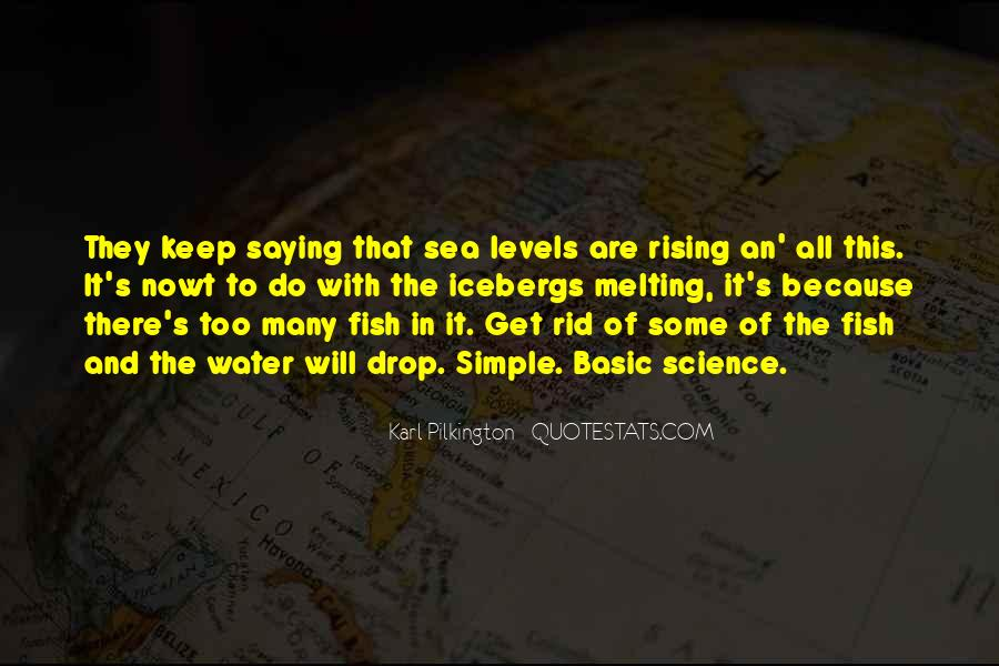 Fish In Water Quotes #1116620