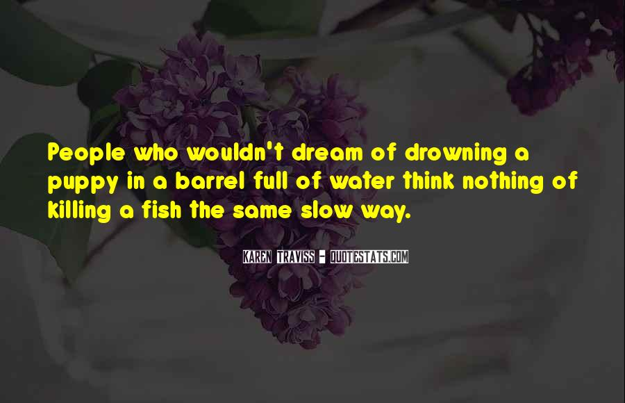 Fish In Water Quotes #1120282