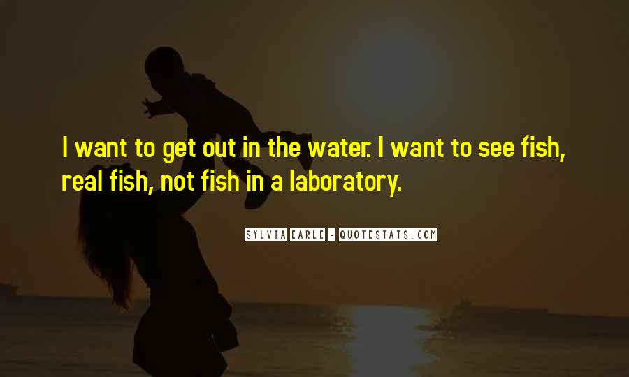 Fish In Water Quotes #1355746