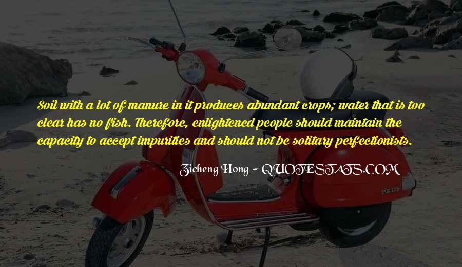 Fish In Water Quotes #341080