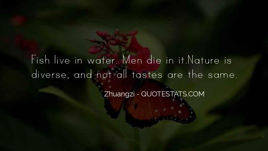 Fish In Water Quotes #386171