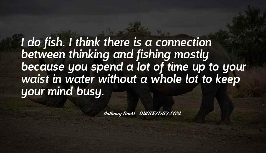 Fish In Water Quotes #418517