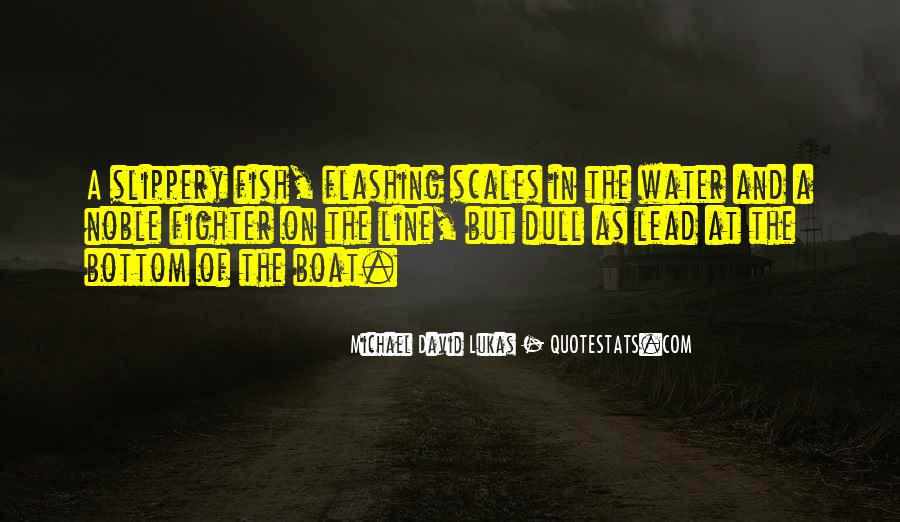 Fish In Water Quotes #581888