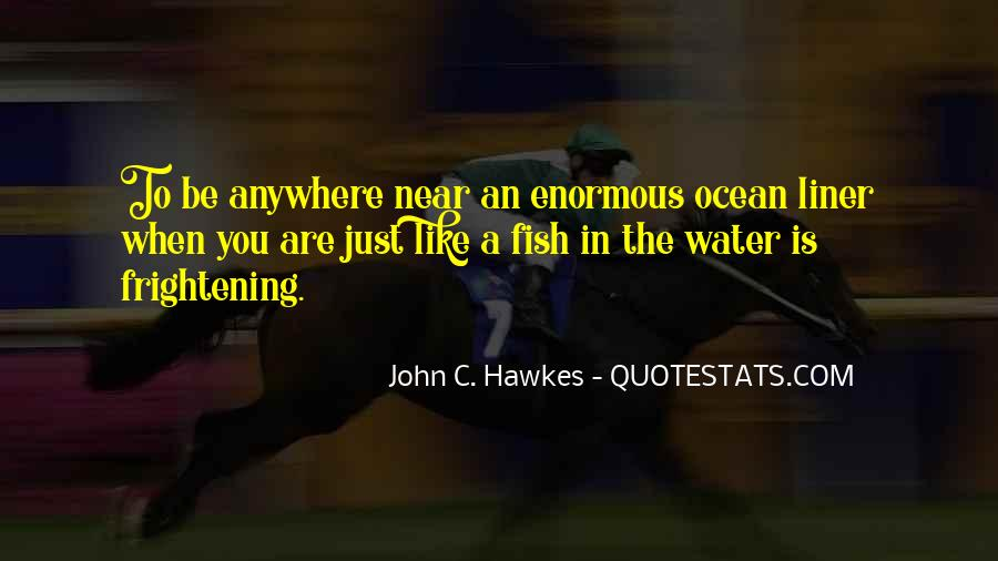 Fish In Water Quotes #59426