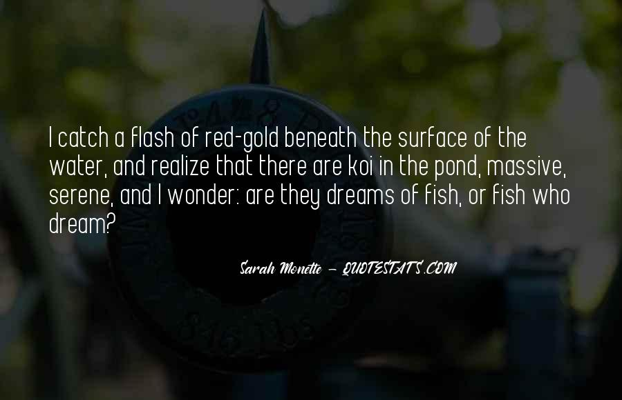 Fish In Water Quotes #635683
