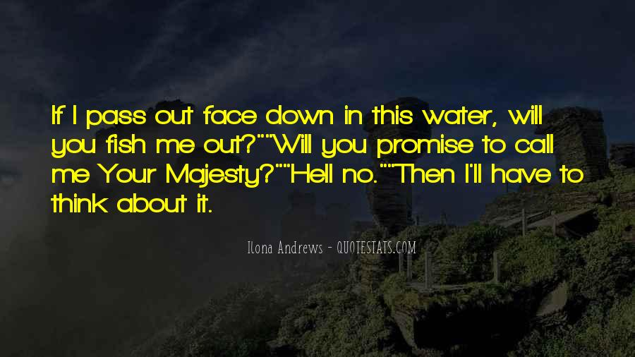 Fish In Water Quotes #733310