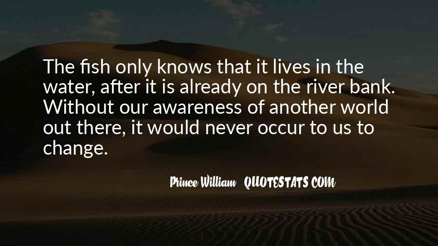 Fish In Water Quotes #75901
