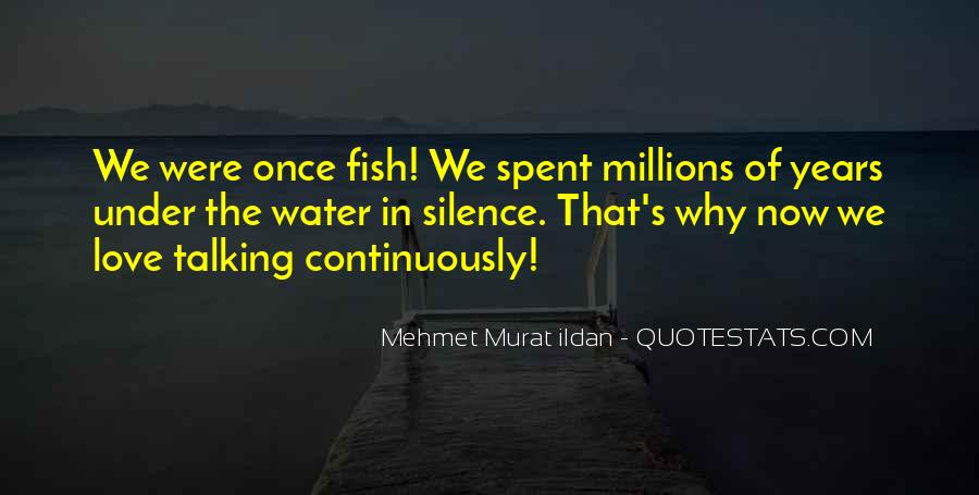 Fish In Water Quotes #951880