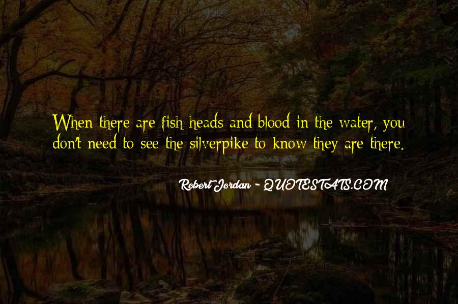 Fish In Water Quotes #966498
