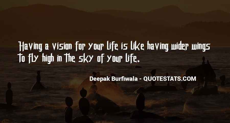 Quotes About Having A Vision #1315148