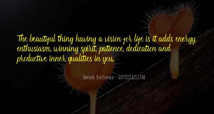 Quotes About Having A Vision #1584913