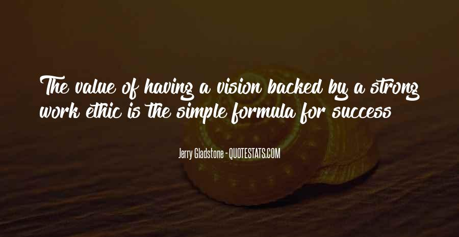 Quotes About Having A Vision #239412