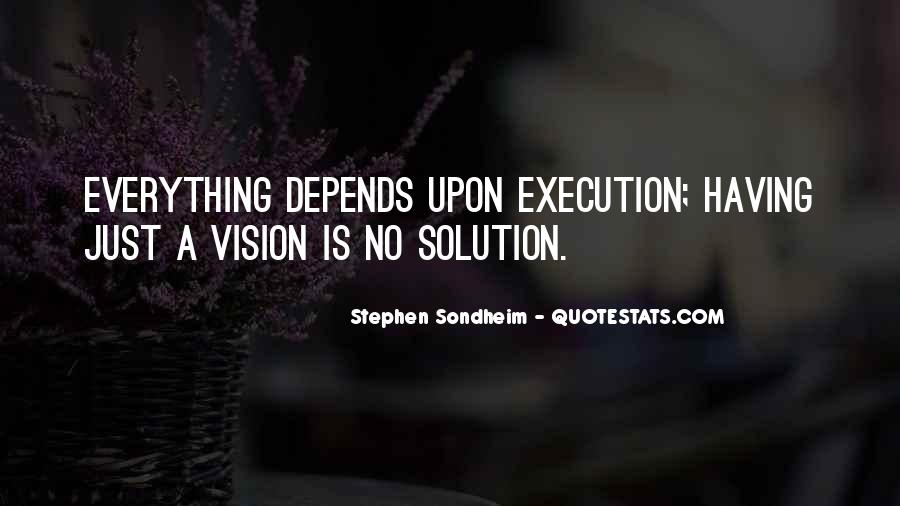 Quotes About Having A Vision #698764
