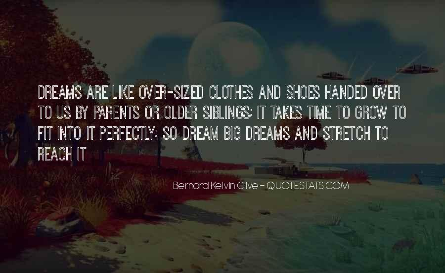Fit My Shoes Quotes #459369