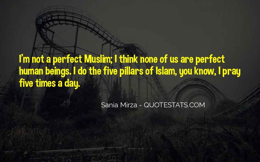 Five Pillars Of Islam Quotes #536114