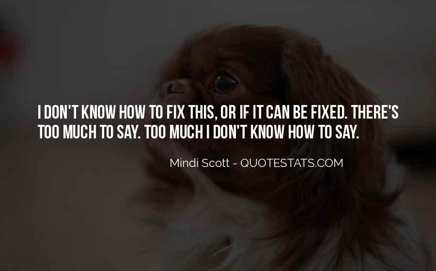 Fix This Quotes #969669