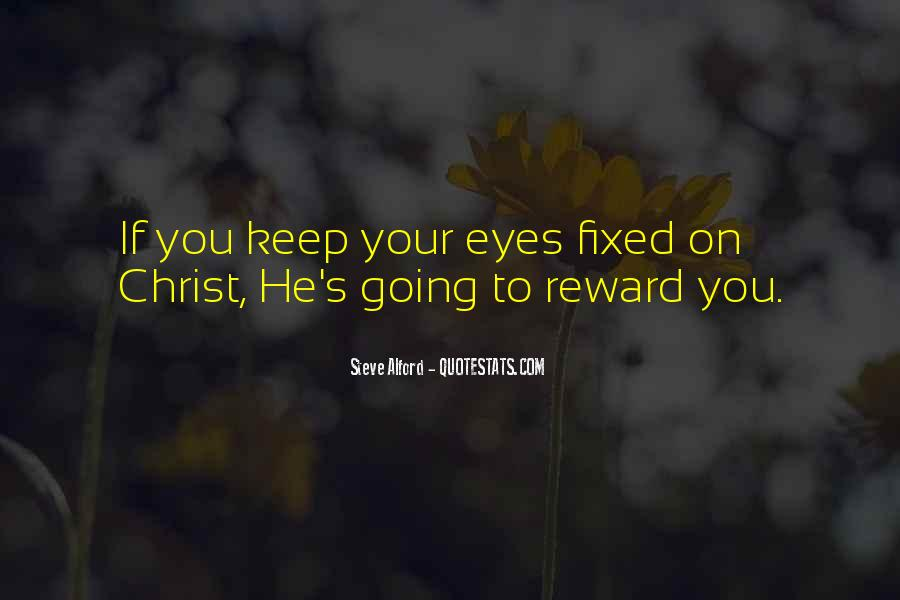 Fixed On You Quotes #65310