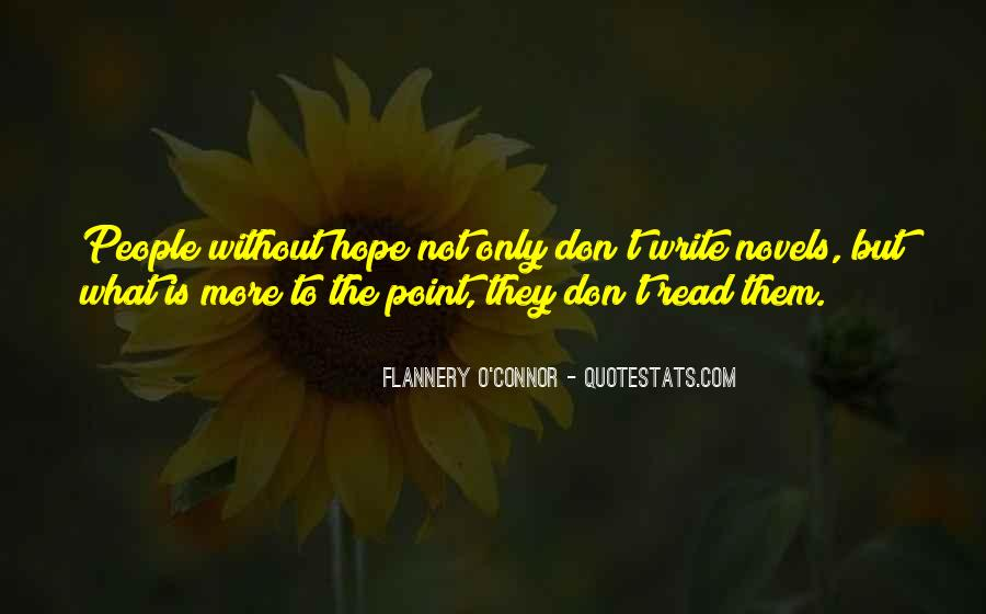 Flannery O'connor Writing Quotes #1041180